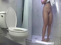 #NothingBeatsReal Girl #12 - Amazing Ass, On Toilet, Shower