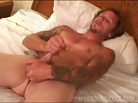 Mature Amateur Tommy and John Beating Off