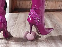 High Heeled Boots Shoejob