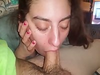 I thoroughly enjoyed watching this video cuz these two love oral sex
